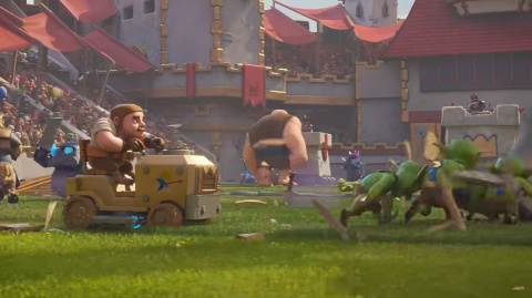 Assez Bande-annonce Clash Royale - La hutte des gobelins - jeuxvideo.com FB11