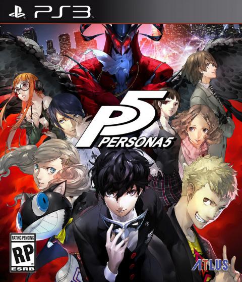 Persona 5 sur PS3