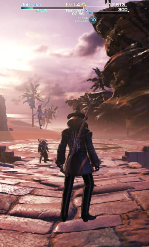Mobius Final Fantasy débarque sur Steam le 6 février