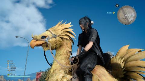 Terminer Final Fantasy 15 en étant niveau 1, sans objets : c'est possible !