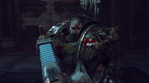 Warhammer : 40,000 Inquisitor Martyr montre son côté sanglant
