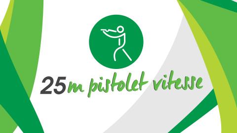 Les JO de jv.com : Le 25m Pistolet Vitesse, le franc-tireur fera sa loi