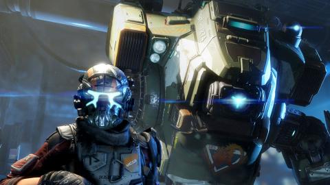 Jaquette de Titanfall 2 : On a vu la campagne solo !