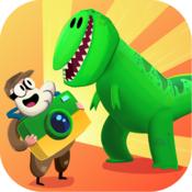 GO Jurassique : Dinosaur Snap sur iOS
