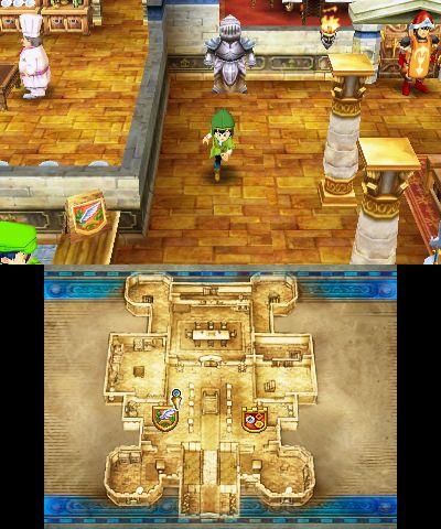 Dragon Quest VII nous présente de nouvelles captures d'écran