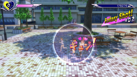 Gal Gun : Double Peace - Un shoot décalé sur PS4
