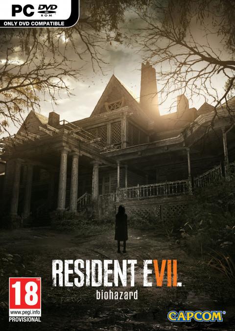 Resident Evil VII sur PC