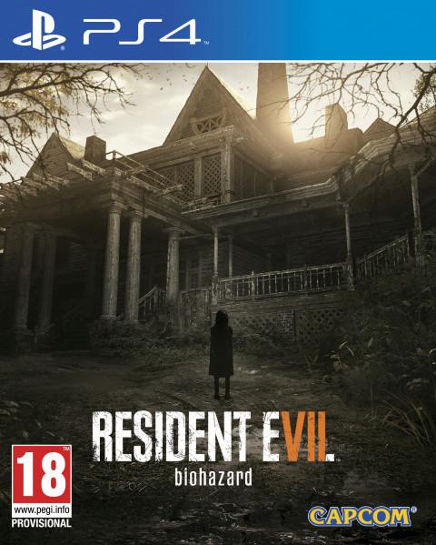 Resident Evil 7 sur PS4