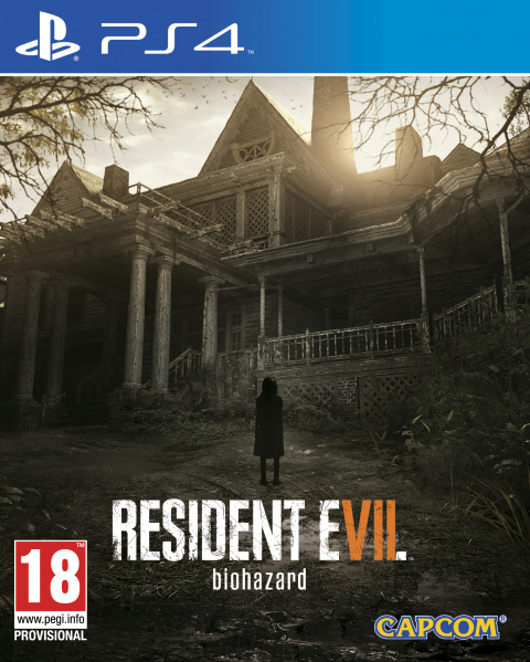 Resident Evil VII sur PS4