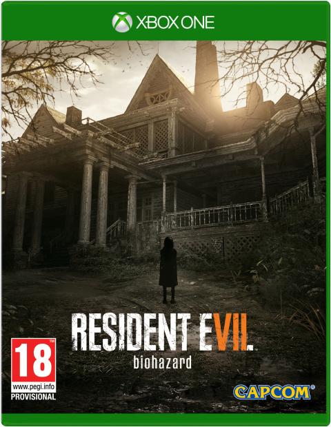 Resident Evil VII sur ONE