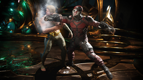 Injustice 2, ton Multivers impitoyable