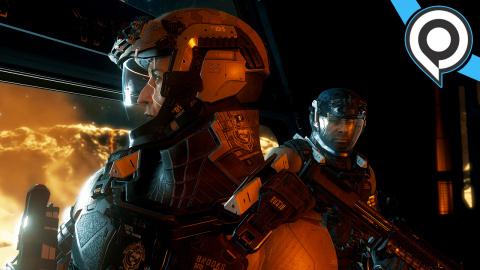 Jaquette de Call of Duty Infinite Warfare varie les plaisirs : gamescom