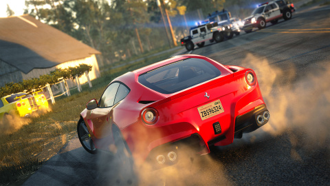 The Crew Calling All Units, l'extension surprise : gamescom