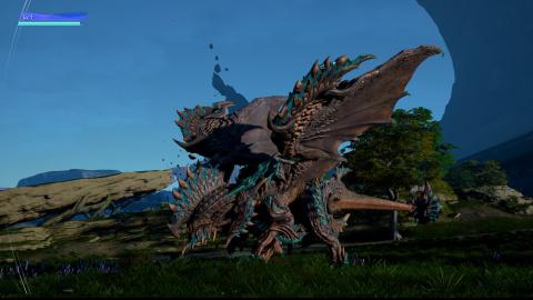 gamescom 2016 : Scalebound - Incarnez le dragon dans les batailles