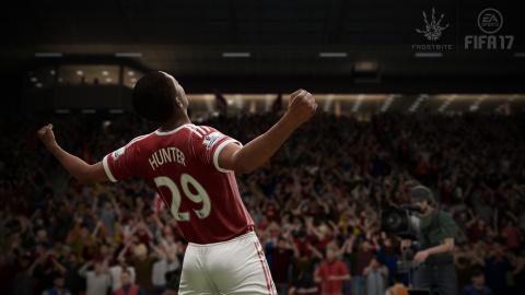 FIFA 17 - Un gameplay plaisant malgré une aventure décevante