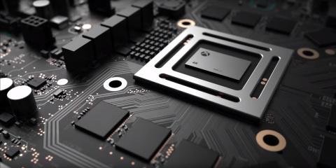 Jaquette de gamescom 2016 : Xbox Scorpio - Microsoft annonce la fin des générations de consoles