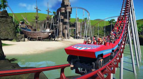 [MàJ] Planet Coaster s'annonce sur PS5 et Xbox Series X