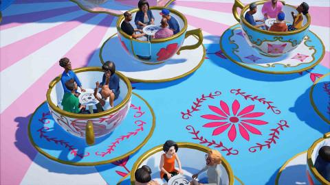 Planet Coaster : Le roi de la Gestion / Création de parcs d'attraction est là !