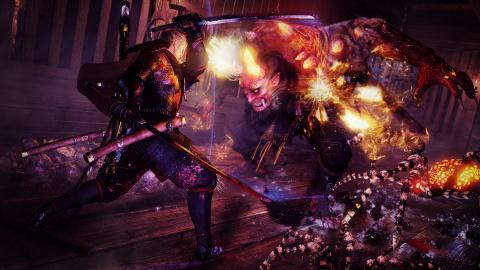 Nioh - Une nouvelle phase de bêta fin août : gamescom 2016