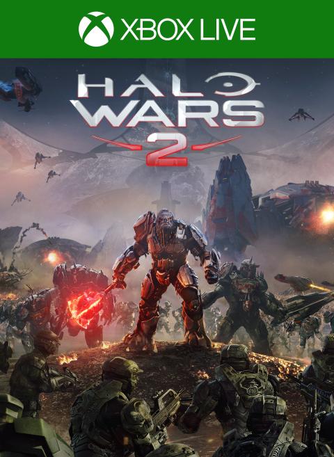 Halo Wars 2 sur ONE
