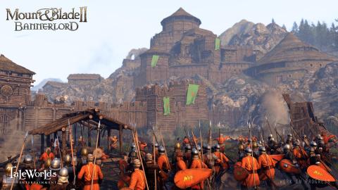 gamescom 2019 : Mount & Blade II Bannerlord - l'accès anticipé sera lancé en mars 2020