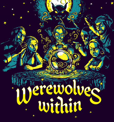 Werewolves Within sur PS4