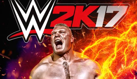 Jaquette de gamescom 2016 : WWE 2K17 - 36 nouvelles superstars entrent sur le ring