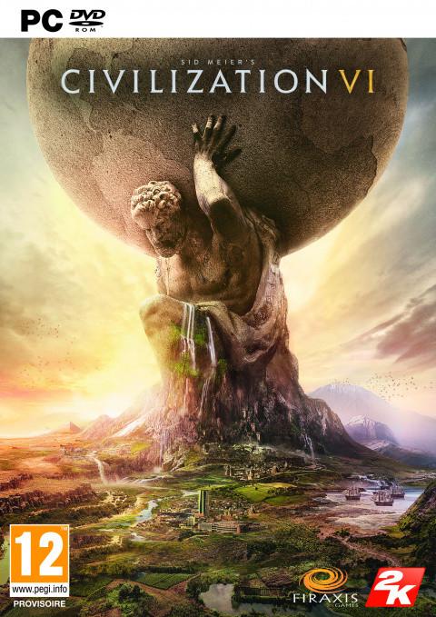 Civilization VI sur PC