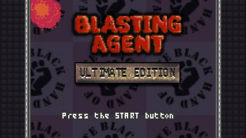 Blasting Agent sur WiiU