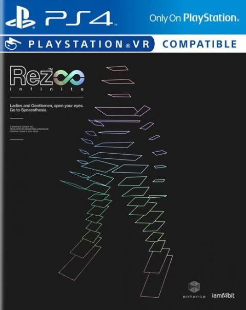 Rez Infinite sur PS4
