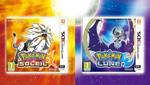 Jaquette de [MAJ] gamescom 2016 : Pokémon Soleil et Lune - Préparez-vous pour la Bataille Royale