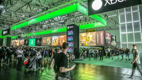 Jaquette de gamescom 2016 : Nos photos du salon de Cologne