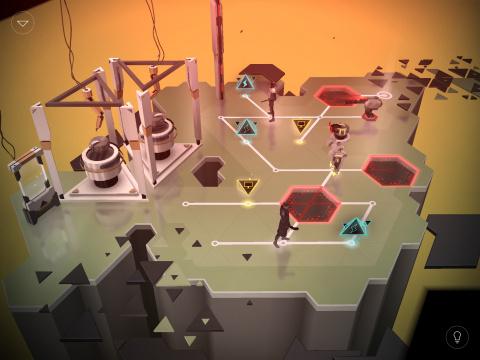 Deus Ex Go : La réflexion au service de l'infiltration
