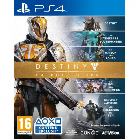 Destiny : The Collection