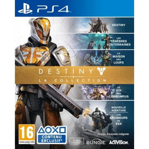 Destiny : The Collection sur PS4