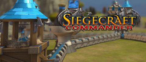 Siegecraft Commander sur ONE
