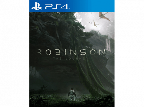 Robinson : The Journey sur PS4