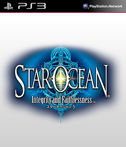 Star Ocean 5 : Integrity and Faithlessness sur PS3