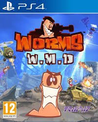 Worms : Weapons of Mass Destruction sur PS4
