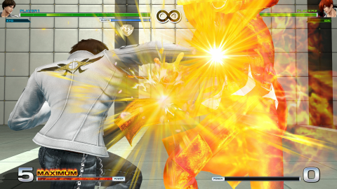 The King of Fighters XIV : Vive le Roy !