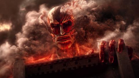 L'Attaque des Titans : L'adaptation épique de la saga