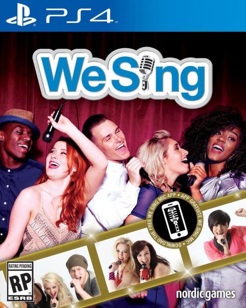 We sing sur PS4