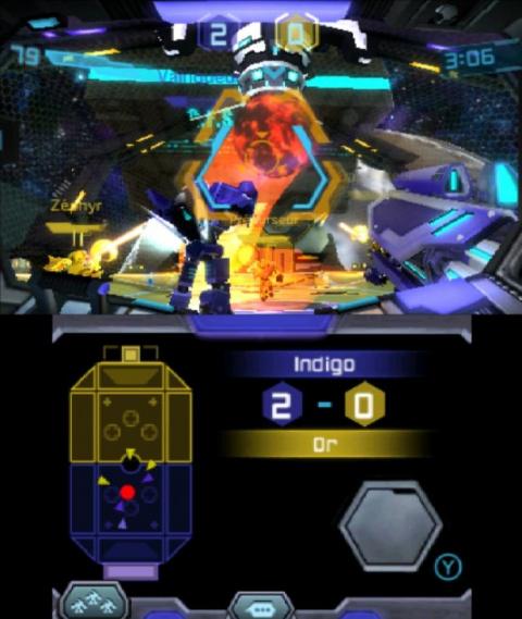 Metroid Prime : Blast Ball, un free-to-play très correct