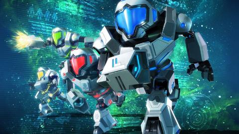 Jaquette de Metroid Prime Federation Force : Bon jeu ou insulte aux fans ? sur 3DS
