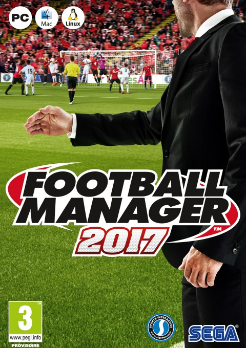 Football Manager 2017 sur Mac