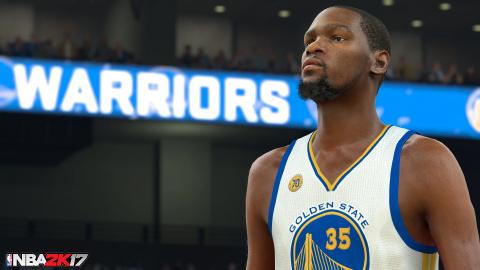 NBA 2K17 : Plus complet et réaliste que jamais