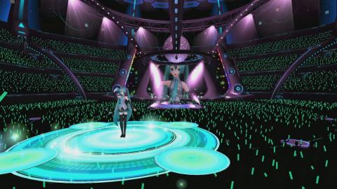 Hatsune Miku VR: Future Live nous livre quelques détails