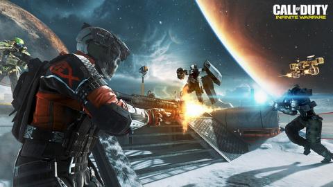 Jaquette de Call of Duty Infinite Warfare, un multijoueur trop sage ?