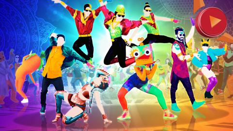 BGS : Just Dance 2017 - Like a Dance Machine !