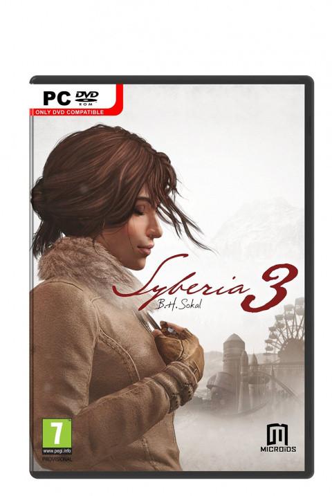 Syberia 3 sur PC